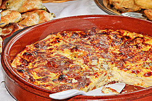 Quiche Royalty Free Stock Photography - Image: 13628877