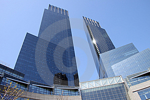 Columbus Circle Royalty Free Stock Photography - Image: 13629557