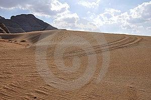Wadi Rum Stock Images - Image: 13630124