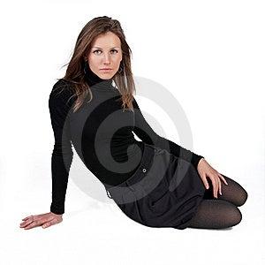 Girl Posing Stock Photography - Image: 13634652