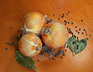 Yellow Onion Stock Image - Image: 13635451