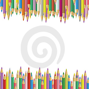 Colored Pencils Royalty Free Stock Image - Image: 13638116