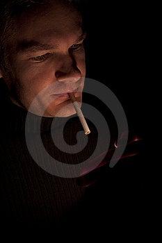 Lighting Up Stock Image - Image: 13638121