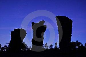 Rock Shape Royalty Free Stock Photos - Image: 13638498