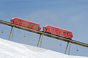 Axamer Lizum Olympiabahn Stock Photos - Image: 13640013