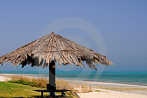 Tropical Beach Royalty Free Stock Images - Image: 13640129