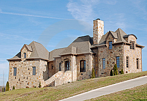 Luxury Home 75 Royalty Free Stock Images - Image: 13640939