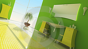 Bathroom Interior Stock Photography - Image: 13641392