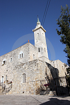 Ein Karem, Jerusalem Royalty Free Stock Photos - Image: 13642078