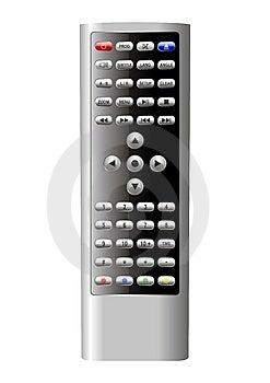 Black Remote Control Stock Photo - Image: 13644060