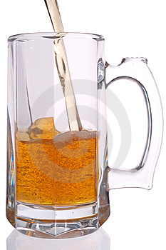 Glass Of Beer Royalty Free Stock Photo - Image: 13646375
