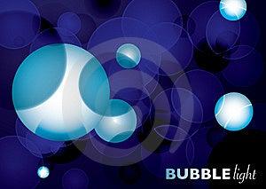 Bubble Light Print Stock Photos - Image: 13646793