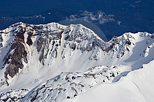 Crater Of Mount Saint Helen's Stock Photos - Image: 13647613