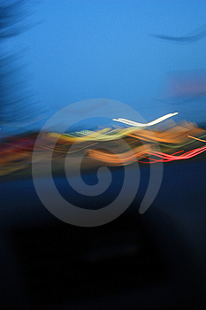 Abstract Light Streaks Stock Photography - Image: 13649672