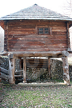 Old House Stock Photo - Image: 13651080