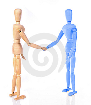 Simple Deal Stock Photos - Image: 13651743