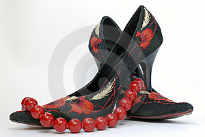 Stylish Shoes Stock Photos - Image: 13653833
