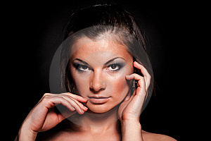 Glance Royalty Free Stock Photography - Image: 13657527