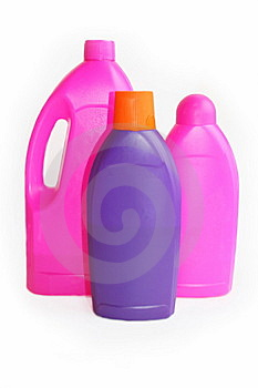 Household Chemical Goods Royalty Free Stock Photos - Image: 13657608