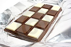 Chocolate Bar Royalty Free Stock Photos - Image: 13658798