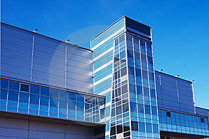 Modern Building Stock Image - Image: 13659631