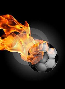 страсть футбола Стоковые Фотографии RF - изображение: 13661238
