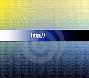 Abstract Technology Company Webpage Stock Photo - Image: 13662270