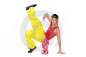 Young Breakdancer Stock Photo - Image: 13670440