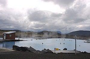 Jardbodin Spa, Iceland. Royalty Free Stock Image - Image: 13672536
