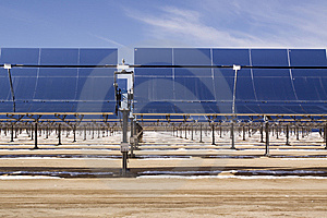 Solar Panels Stock Images - Image: 13673574