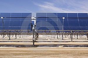 Solar Panels Stock Images - Image: 13673574
