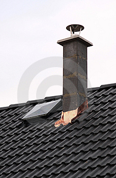 Chimney Royalty Free Stock Photography - Image: 13676007