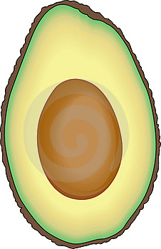 Avocado Stock Images - Image: 13676964