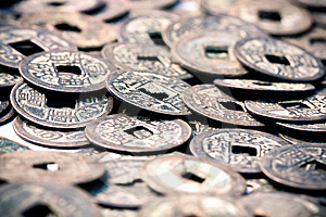 Coin Royalty Free Stock Image - Image: 13679116