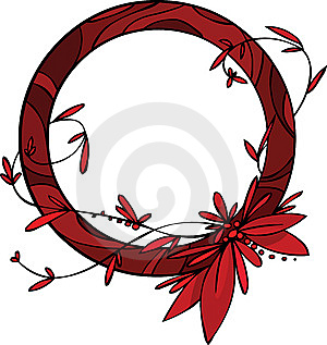 Red Flower Royalty Free Stock Image - Image: 13680186