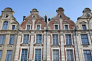 Arras Main Square In France Royalty Free Stock Photography - Image: 13680567