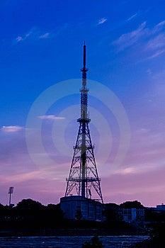 TElecom Tower Stock Photo - Image: 13680660