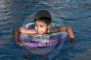 Swimming Stock Images - Image: 13680784
