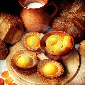 Fruit Cake Stock Photos - Image: 13681173