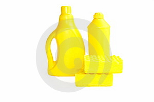 Household Chemical Goods Royalty Free Stock Images - Image: 13683009