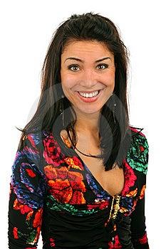 Smiling Girl Stock Image - Image: 13683981