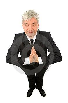 Man Portrait Stock Images - Image: 13684264