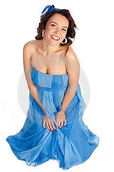 Young Woman Posing Stock Photos - Image: 13686853