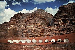 Wadi Rum Stock Photos - Image: 13687243