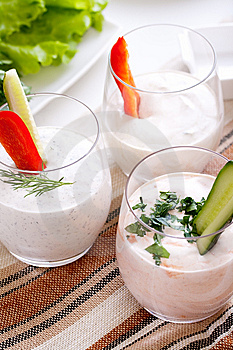 Appetizers Royalty Free Stock Photos - Image: 13687458