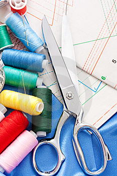 Colorful Threads Stock Images - Image: 13687524