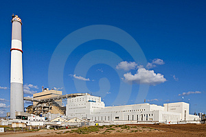 Reading Power Station Royalty Free Stock Photography - Image: 13690017