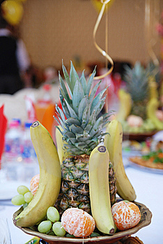 Dessert On The Served Table Stock Photography - Image: 13690502