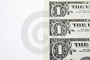 Dollars Close Up Royalty Free Stock Photography - Image: 13691517