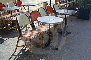 French Pub Royalty Free Stock Image - Image: 13691946